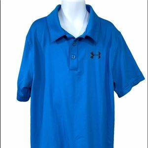 Under Armour Heat Gear Short Sleeve Polo Shirt